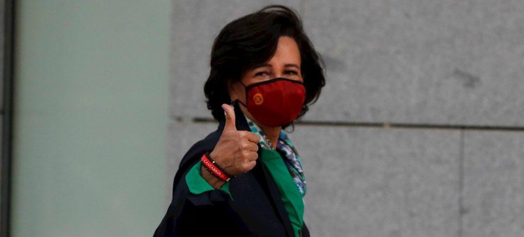Ana Botín reclama actuar ya para no perder a miles de pymes y empresas