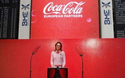 Coca-Cola European Partners, de 'notable bajo' a 'aprobado alto' para Moody's
