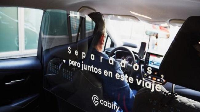 Cabify ofrece viajes gratis para facilitar la movilidad de los grupos prioritarios de vacunación