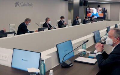 Caixabank y los sindicatos retoman este martes las negociaciones del ERE