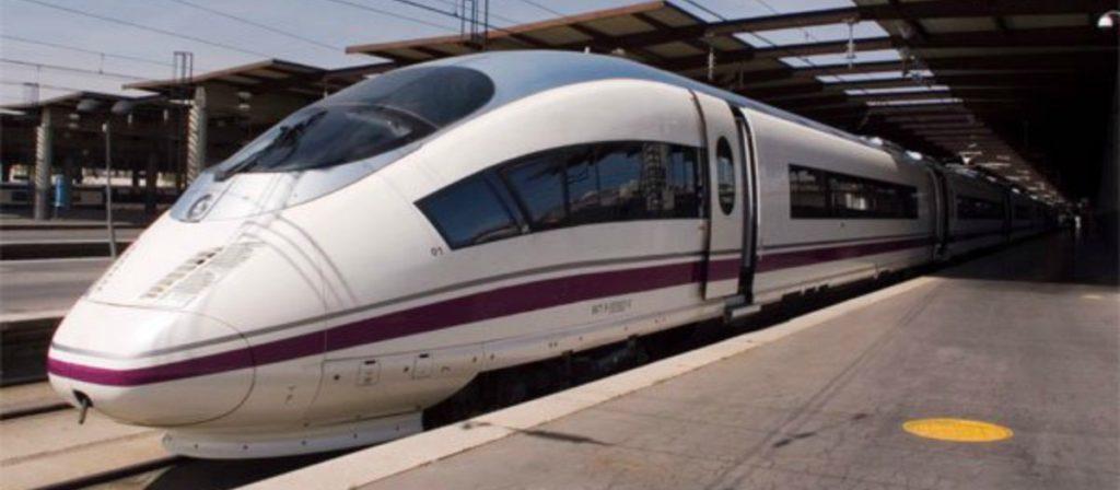 Renfe ofrece viajar en AVE, Alvia, Euromed e Intercity desde 19 euros