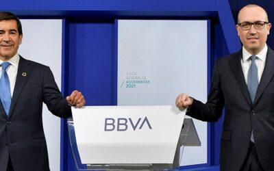 ERE del BBVA: los trabajadores califican de 'insultante' la propuesta de indemnizaciones