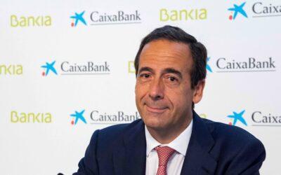 Gonzalo Gortázar, CEO de CaixaBank: los salarios de la alta dirección de la banca española están 'muy regulados'