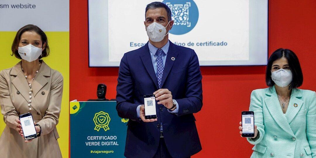 Sánchez anuncia que España se abre al Reino Unido 'sin controles sanitarios', pero Reino Unido no abre España