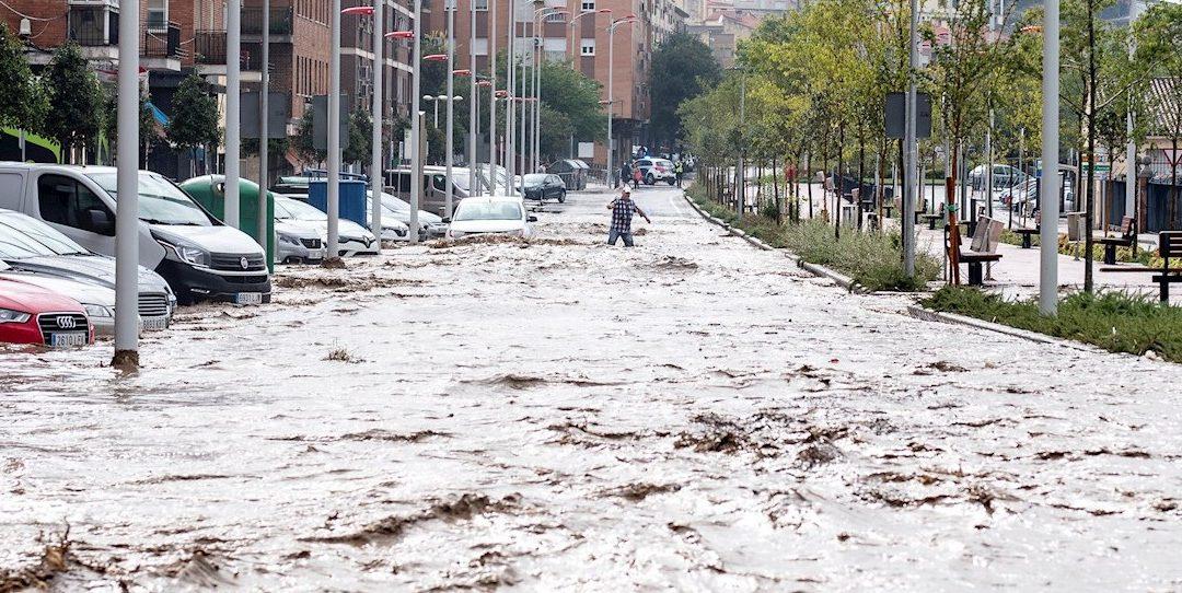 Las constructoras aseguran que hacen falta 1.400 millones de euros para prevenir las inundaciones en España